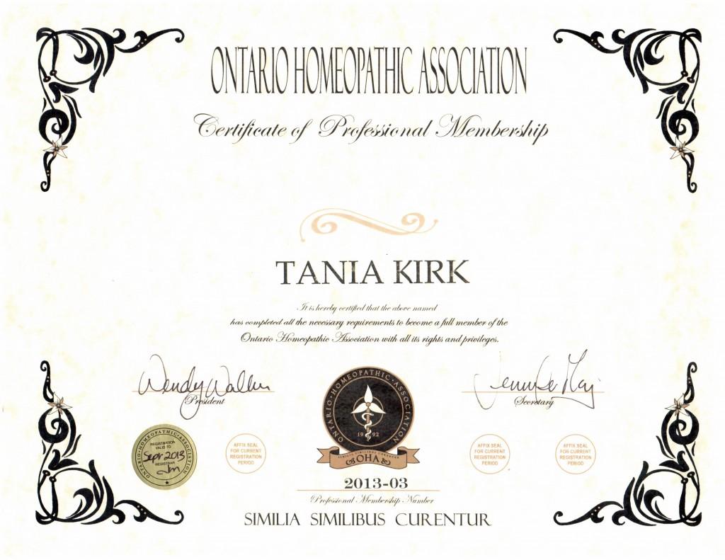 OHA-Membership