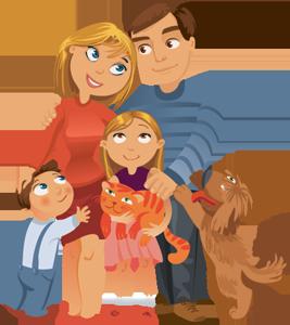 Семейное Обслуживание