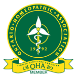 Member of Ontario Homeopathic Association (OHA)